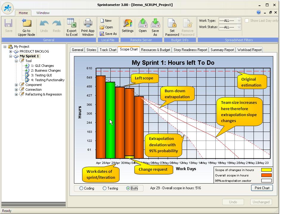 Click to View Full ScreenshotSprintometer 3.03 screenshot
